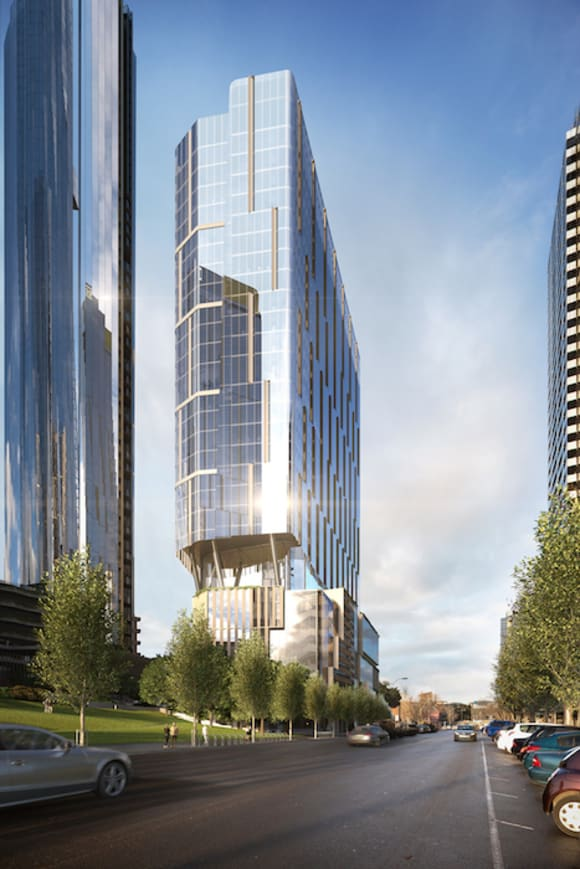 OSK Property launches 38,000 sqm commercial office at Melbourne Square