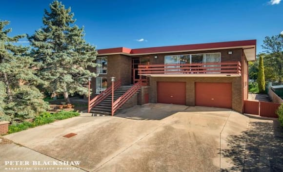 1970s Cook, ACT home sold for over <img src=