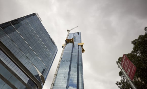 Australia 108 officially becomes the tallest residential tower in Southern Hemisphere