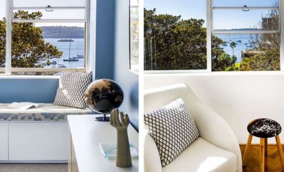 Harry Seidler-designed Elizabeth Bay apartment with harbour views hits the market