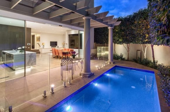 Luxury trophy home in Toorak listed for  million