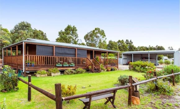 What a lazy 0,000 can buy in north-east Perth: HTW residential