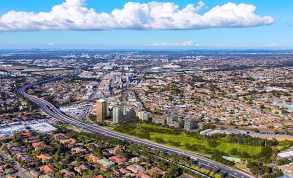 Western Sydney construction project to create 2500 jobs