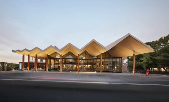 Architect collaborations top 2020 New South Wales Architecture Awards