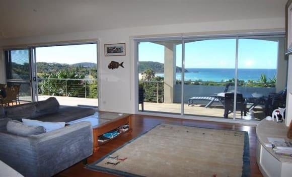 Blueys Beach coastal trophy home sold