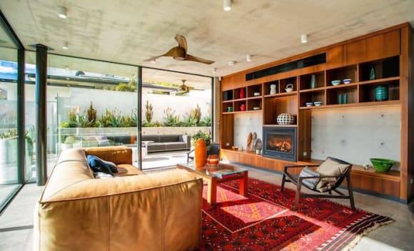 Fox Johnston-designed .5 million Bronte trophy home sale