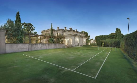 Ross House, Kew trophy home hits the market