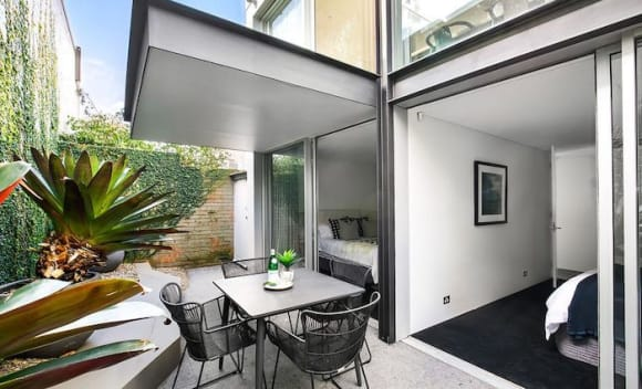 Woollahra trophy home designed by Nick Tobias listed