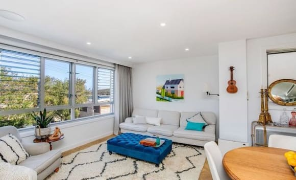 INXS guitarist Tim Farriss lists Fairlight apartment
