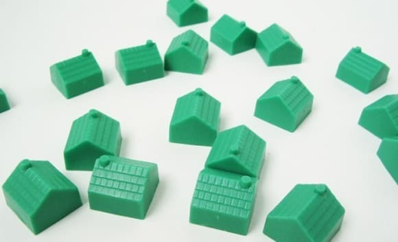 Government sponsored mortgage discounts for green home purchases