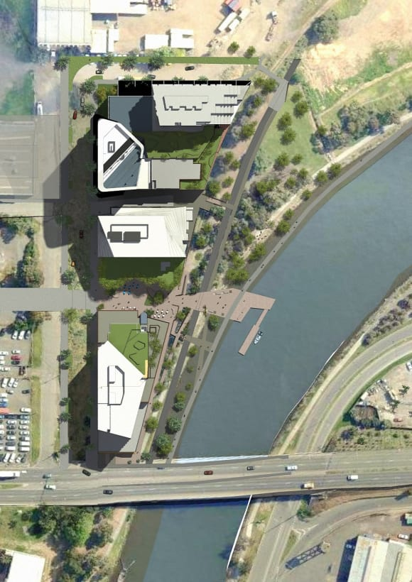 FOOTSCRAY   Waterfront Footscray   2 Hopkins Street   Residential