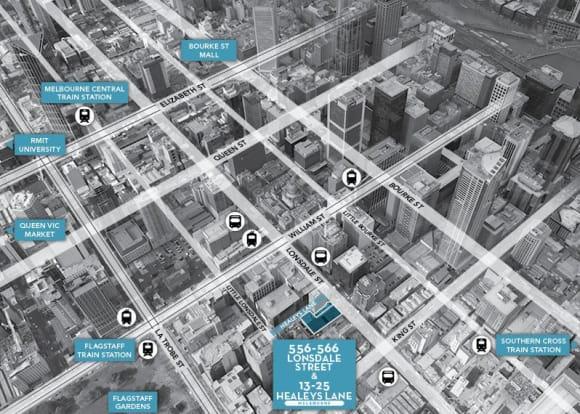 CBD | Metro Park West - 557 Lt Lonsdale | 26L I 83m | Residential
