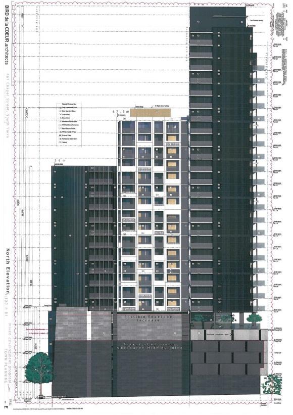 SOUTH YARRA | 661 Chapel Street | 29L | 94m | Residential