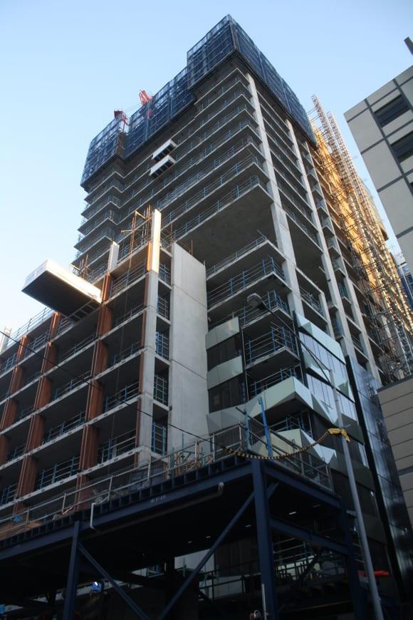 CBD | Fulton Lane | 151 Franklin Street | 45L&29L | 150m&107m | Residential