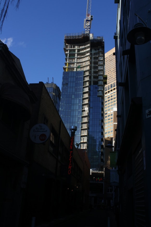 CBD | Sheraton Hotel | 27 Little Collins Street | 104m | 32L | Hotel/Residential