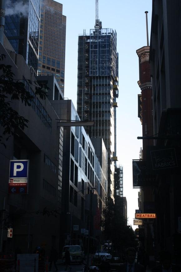 CBD   AIA Headquarters   41 Exhibition Street   21L   90m   Office
