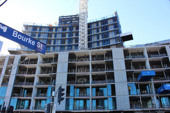 DOCKLANDS | Concavo | 30L | 100m | Residential