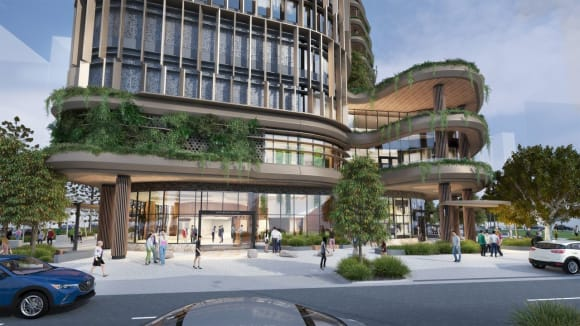 Pikos Property Group changes to Kangaroo Point; Maroochydore Employment Hub of the Sunshine Coast