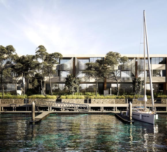 Melbourne townhome of the week: Sonnet, Martha Cove