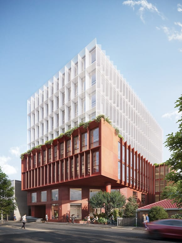 Cremorne's gentrification gains further momentum with Everlane strata office suites
