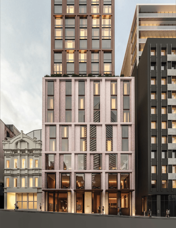A closer look at Melbourne's booming hotel sector