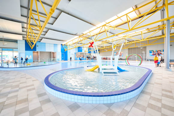 Australia's first residential waterpark: The house your kids will beg you to buy