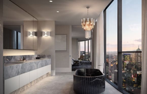 ICD Property launch Aspire Residences atop Melbourne apartment tower