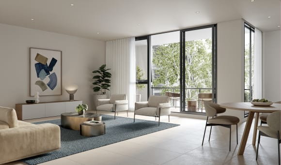 The design features we love about the Auburn Square homes