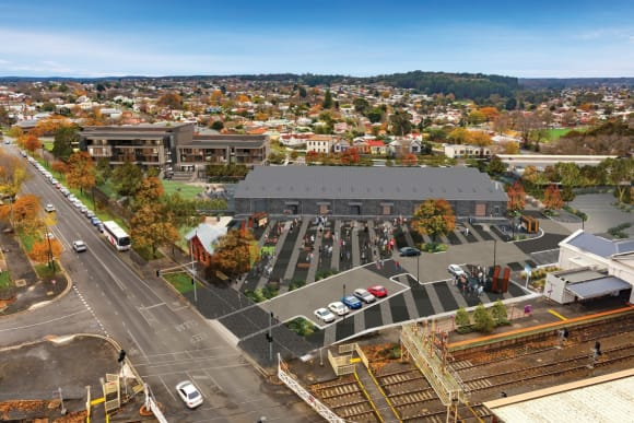 Pellicano to embark on Stage Two of Ballarat Station transformation