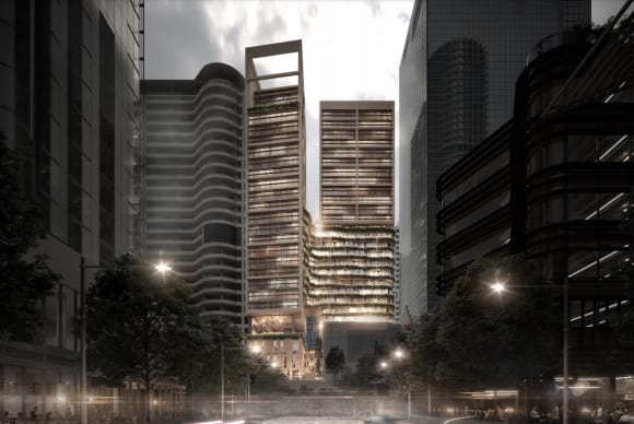 Barana Group seek to make mixed-use Kent Street, Sydney CBD tower taller