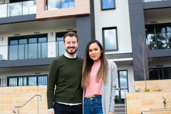 The first Grace Apartment residents have moved into Cedar Woods' Glenside Development
