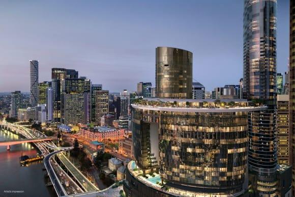 Brisbane apartment of the week: Queens Wharf Residences, Brisbane CBD