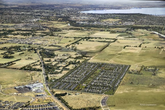New housing development aims to cater to significant population growth anticipated for Geelong
