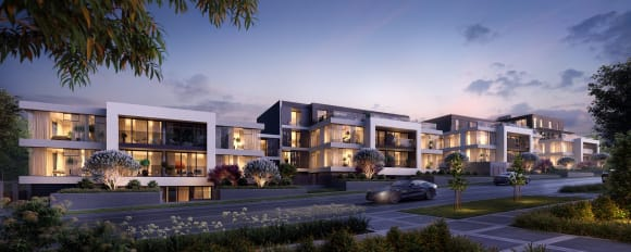 Construction commences on Chiodo's Ei8ht project in Ashburton