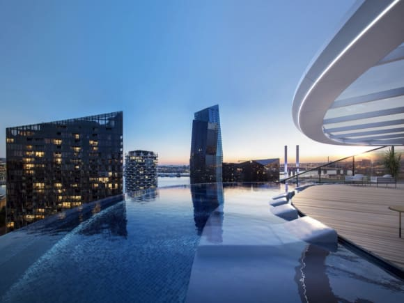 Why owner-occupiers love The Docklands Residences: Urban chats with architecture firm DKO and Capital Alliance founder Mohan Du