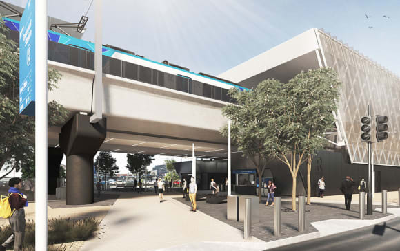 2.4 million contract signed for level crossing removals in Melbourne's north
