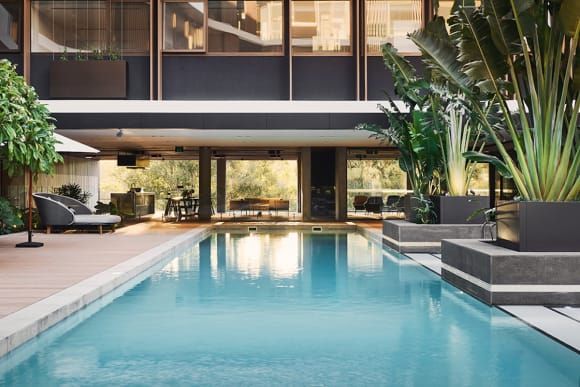 Perth house and apartment boom sees downsizers flock to Eden Floreat