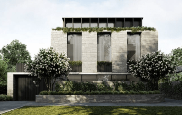 Construction has commenced at the Heyington in Toorak