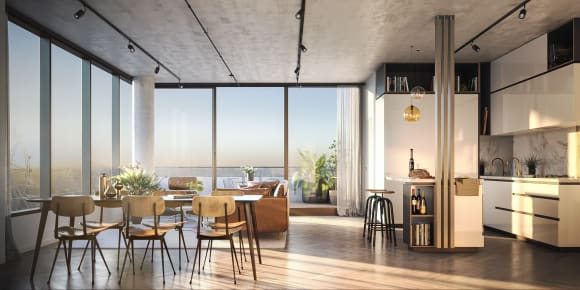 Urban's tour of the Escala NewQuay display suite
