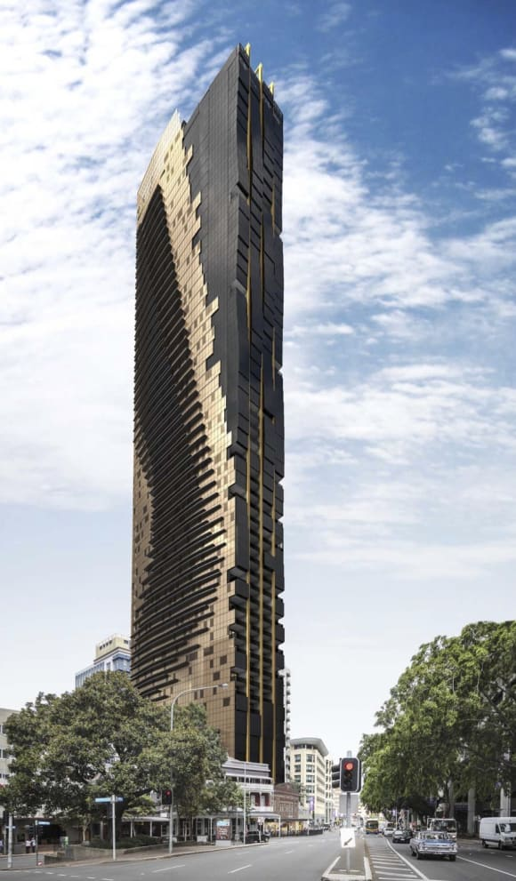 Brisbane's 8 future tallest skyscrapers