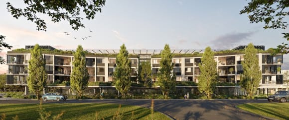 Broad Construction win 0 million mixed-use Ferny Grove Central contract