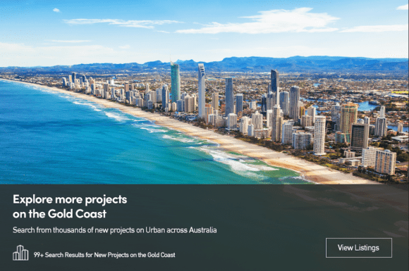 Beachfront Northcliffe, Surfers Paradise luxury apartment sale yields 0,000 price gain