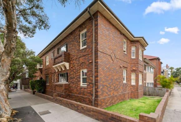 Apartment complex opportunities abound around Bondi