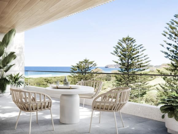 Record .775 million paid off the plan for IPM's Iluka, Mona Vale penthouse