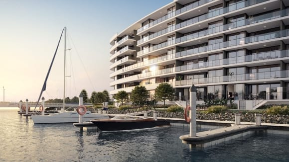 Sales pace doubles as Aniko achieve near sell-out of Hope Island apartment development No.1 Grant Avenue