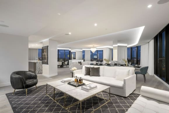 Tim Gurner to capitalise on booming penthouse market, lists Albert Place Residences sub-penthouse