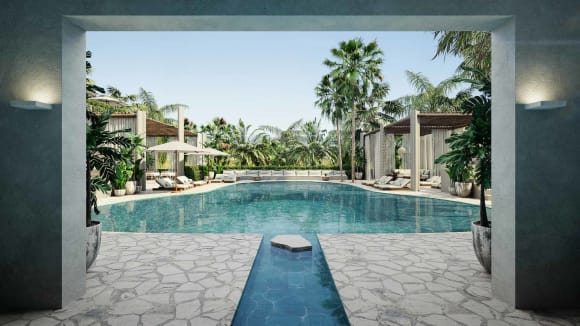 Gurner submits  million Port Douglas development plans for The Creation Hotel and Residence