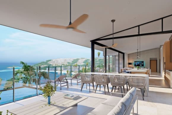 Mulpha Australia release exclusive villas on Hayman Island