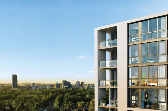 Urban's tour of the Highline Westmead display suite