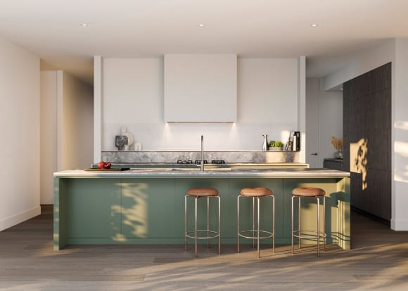 Design brief: Design scheme options for Hurstmon, Malvern East apartment buyers
